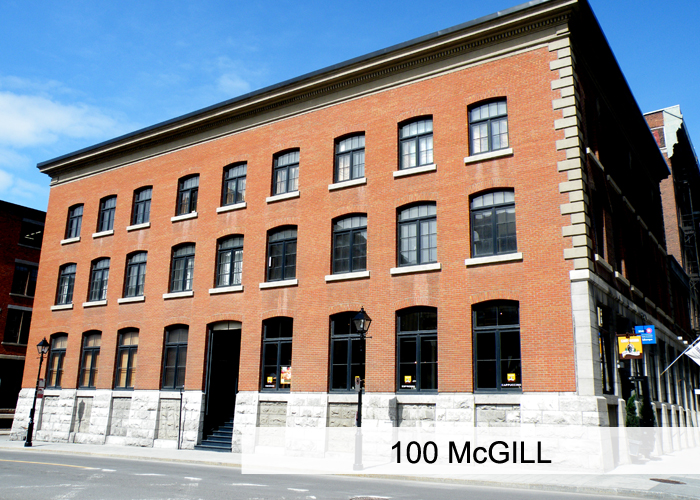 100 McGill Condos Appartements