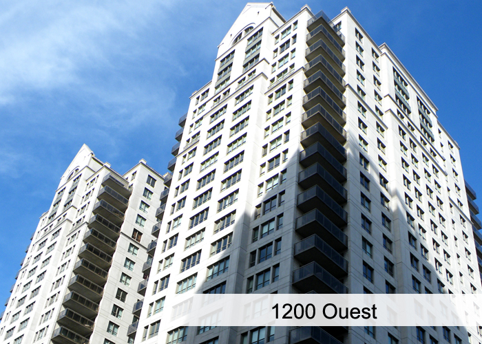 1200 Ouest Condos Appartements