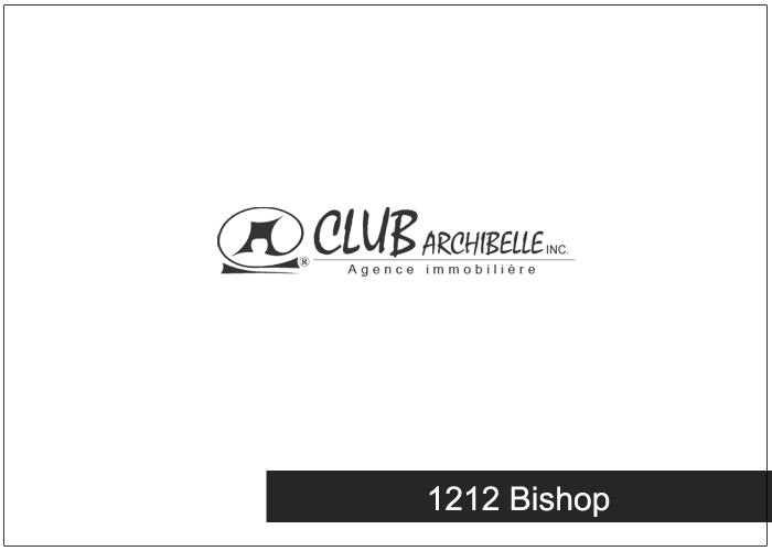 1212 Bishop Condos Appartements