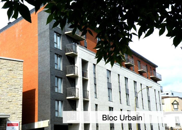 Bloc Urbain Condos Appartements
