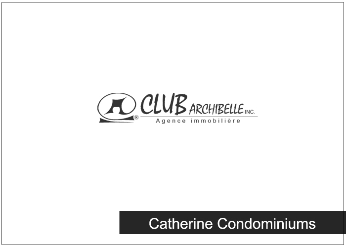 Catherine Condominiums Condos Appartements