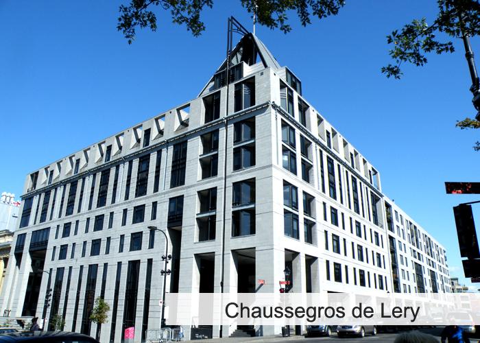 Chaussegros de Lery Condos Appartements
