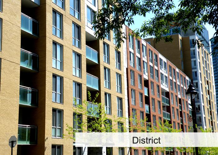 District Condos Appartements