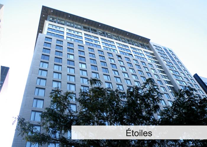 Etoiles Condos Appartements