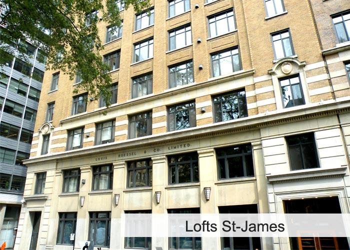 Lofts St-James Condos Condos Appartements