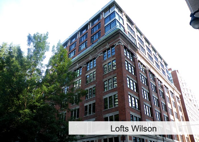 Lofts Wilson Condos Appartements