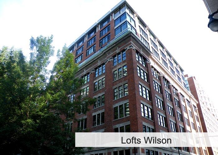 Lofts Wilson Condos Condos Appartements