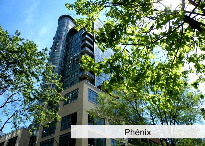 Phenix Condos Appartements