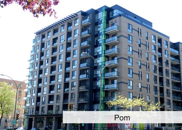 Pom Condos Appartements