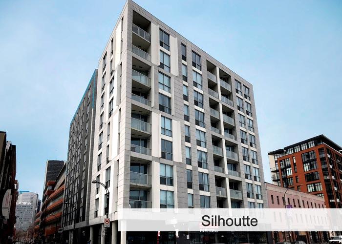 Silhouette Condos Appartements
