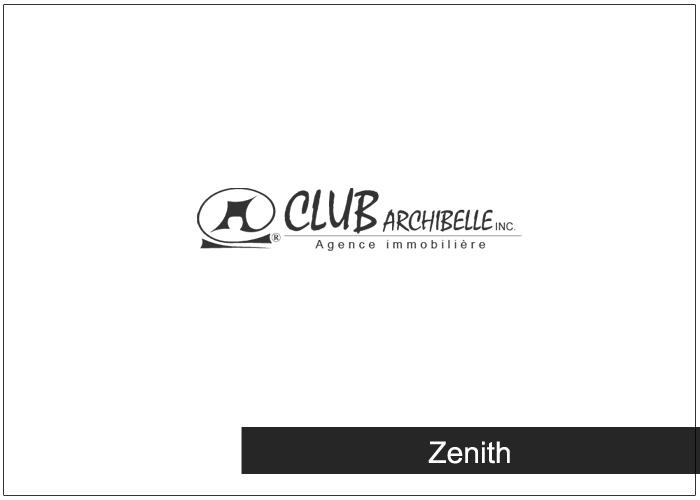 Zenith Condos Appartements