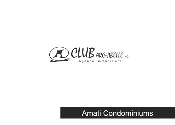 Amati Condominiums Condos Appartements
