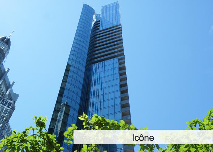 Icône Condos Appartements