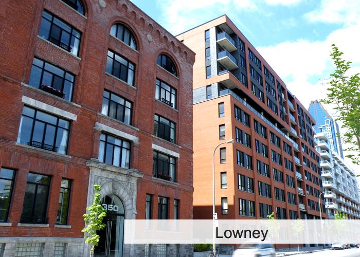 Lowney Condos Appartements