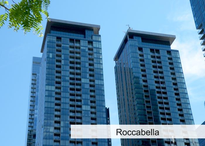 Roccabella Condos Appartements