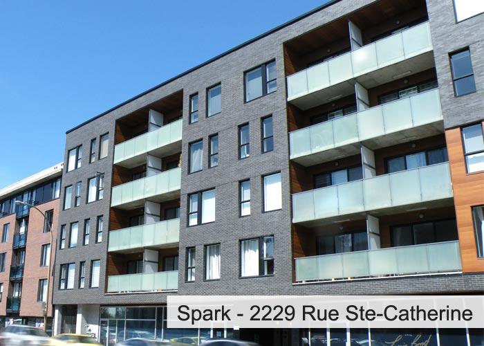 Spark Condos Condos Appartements