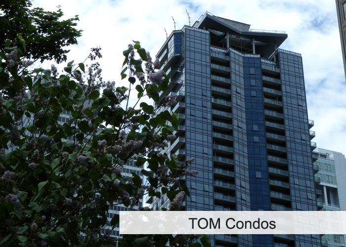 TOM condos Condos Appartements