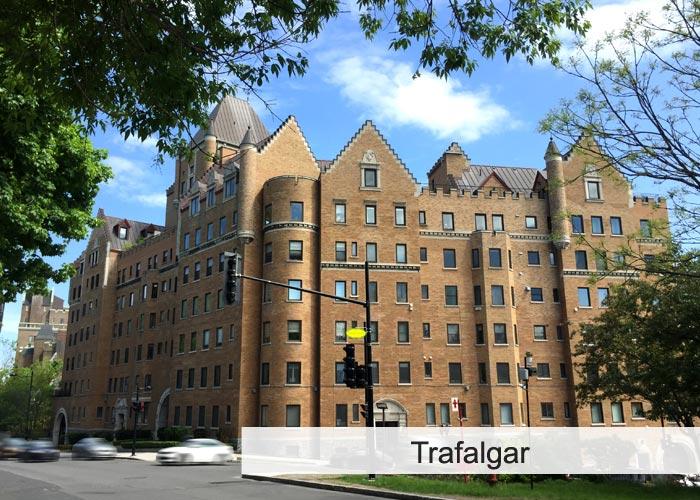 Trafalgar Condos Appartements