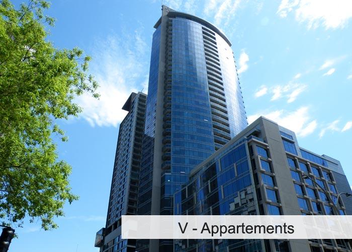V Condos Appartements