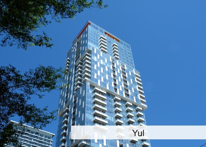 YUL Condos Appartements