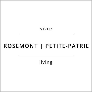 Vivre Rosemont/La Petite-Patrie Living