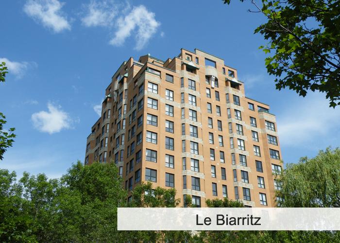 Le Biarritz Condos Appartements