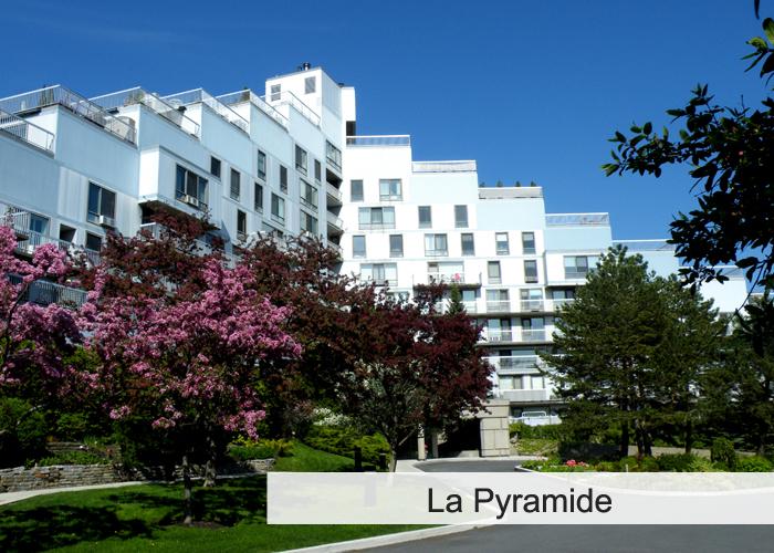 La Pyramide Condos Appartements
