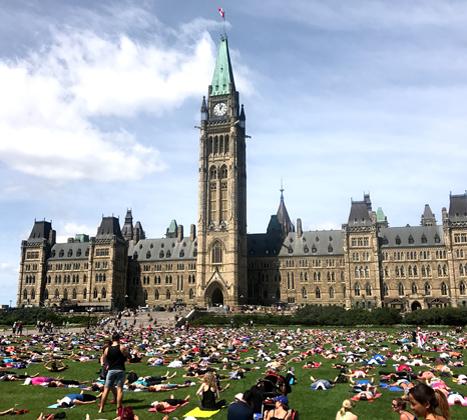 Découvrez Ottawa
