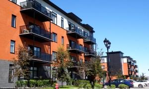 Square Jean-Béraud, condos à vendre et appartements à louer, Laval, Chomedey