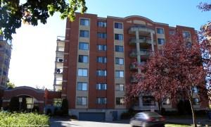 Tours de la Rivière, condos à vendre et appartements à louer, Laval, Chomedey