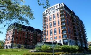 Villagia de l'Île Paton, condos à vendre et appartements à louer, Laval, Chomedey