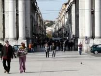 Ein Blick in die Altstadt