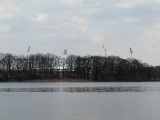 Dann: Das Stadion