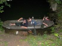 Eine nächtliche Bootstour