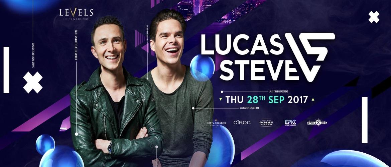 Levels Bangkok - Lucas & Steve, Thai, Thailand, SIAM, DJ, Event, Techno