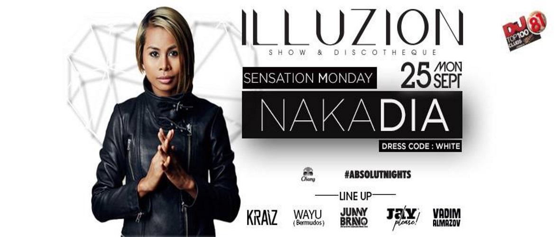 Illuzion Phuket - Nakadia, DJ, Thailand,