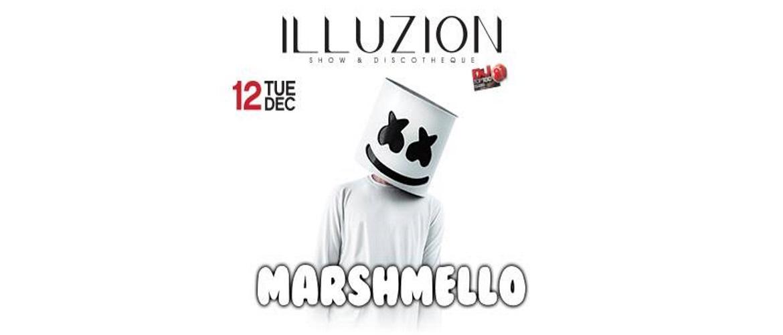 Illuzion Phuket - Marshmello, Mellogang, DJ, Phuket, Thailand, Party, Plur