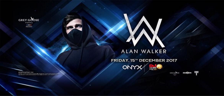 Onyx Bangkok - Alan Walker, DJ, Thailand, Top 100