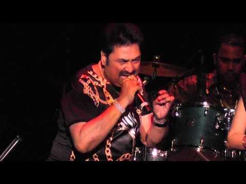 Kumar Sanu performing at the Safer Society Day in Kolkata earlier this summer.