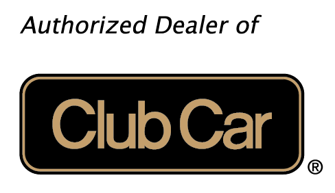 Club Car Authroized Dealer 1 - Club Car White Logo PNG