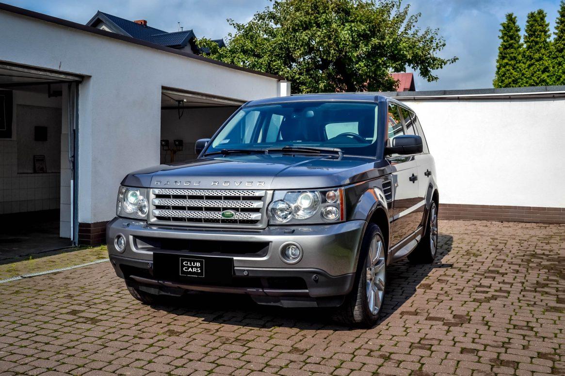 Rang Rover Sport HSE
