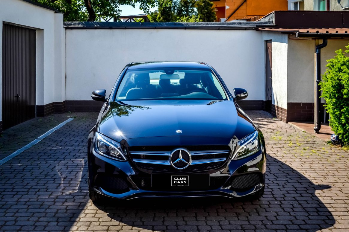 MERCEDES C 4 MATIC