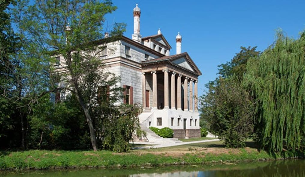 Vicenza and the Palladian Villas - The Malcontenta