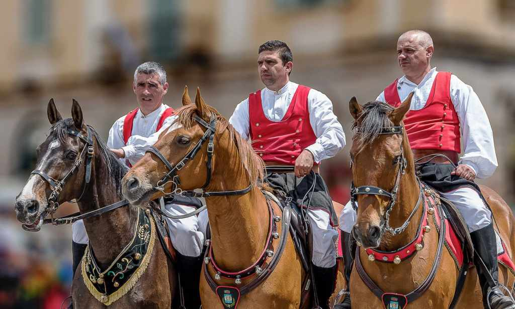 The Sardinian Cavalcade other man