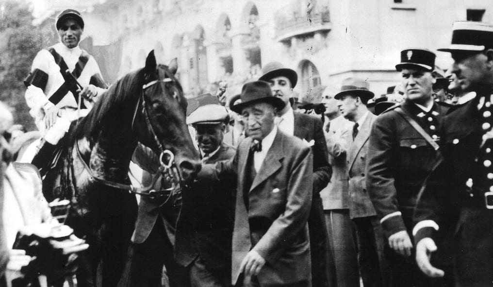 Nearco prix de Paris
