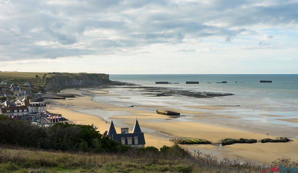 Plage if Normandy
