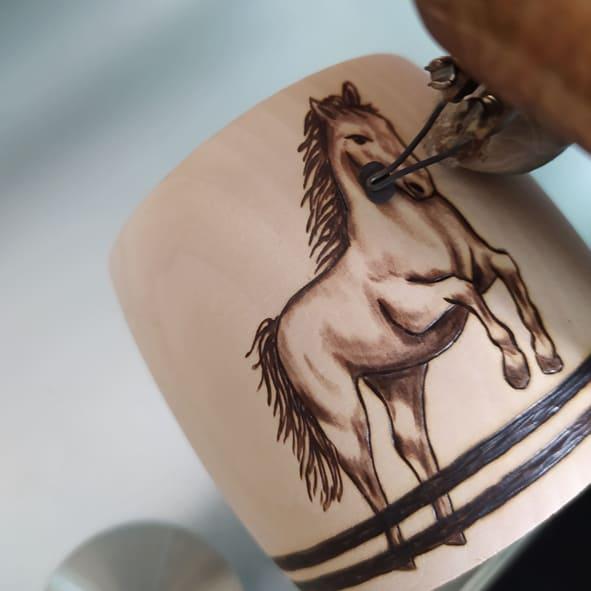 Horse Jumping Bracelet 7 Phyrogr