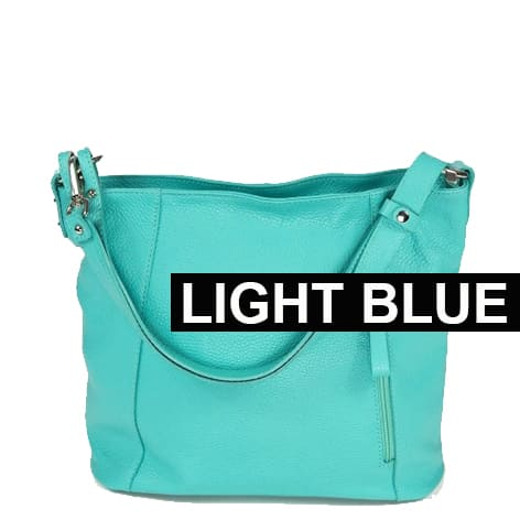 Riding Sport Bag Light Blue