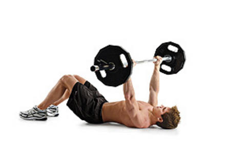 Exercise Of The Month The Barbell Floor Press