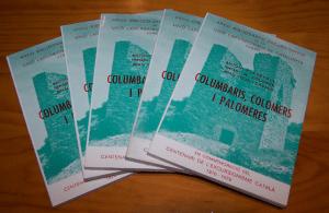 "Llibre: ""Columbaris, colomers i palomeres"""